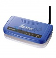 OVISLINK AirLive [ WT-2000ARM-A ] Bezprzewodowy Router ADSL2/2+ 54/125Mbps Turbo-G [ WDS/DDNS ][ 4x LAN, 1x RJ-11 ][ Annex A ]